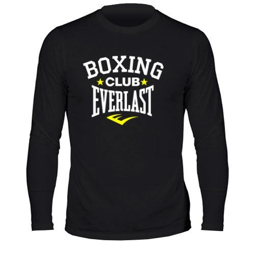 Мужской лонгслив Boxing club Everlast